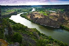 Blue Lakes Country Club in Twin Falls Idaho