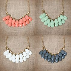 this site has inexpensive bubble and tessellate Necklaces