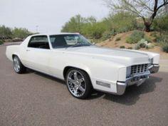 Cadillac Eldorado custom | ... Eldorado Coupe 1967 Cadillac Eldorado - CA Car - A/C - Custom - WOW