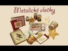 Optys spol. s r.o. Place Card Holders, Scrapbook, Make It Yourself, Youtube, Cards, Diy, Bricolage, Scrapbooking, Do It Yourself