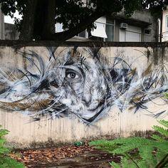 regram @instagrafite Work by @l7matrix  Rio de Janeiro  #Brasil