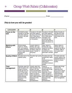 Journalism Assignment Rubric Word Doc  Word Doc Rubrics And