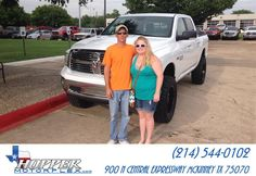 https://flic.kr/p/JNege5 | Happy Anniversary to Kevin on your #Ram #1500 from Cliff Roberts at Hopper Motorplex! | deliverymaxx.com/DealerReviews.aspx?DealerCode=UZZX
