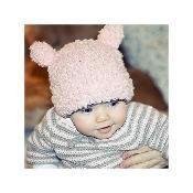 Little Bear Hat - via @Craftsy