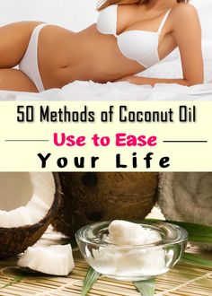 Coconut oil is one of the healthiest and most popular type of oil. That is why, over times, people have found a lot of ways of using this natural product for different purposes. We have gathered the majority of them for you in a list to ease your life.