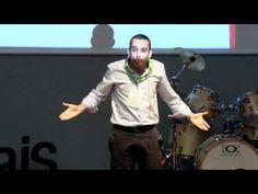 TEDxCascais - Zé Pedro Cobra - Tira-se o hífen