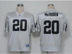 http://www.xjersey.com/hot-nfl-oakland-raiders-20-darren-mcfadden-silver.html HOT NFL OAKLAND RAIDERS #20 DARREN MCFADDEN SILVER Only 32.17€ , Free Shipping!