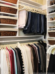 The Most Organized Closets Weu0027ve Ever Seen!