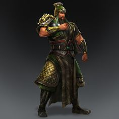 dynasty warriors 8 | dynasty-warriors-8-guan-yu