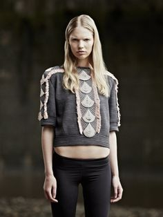 Graduate collection by Jessica Leclare