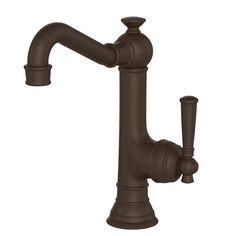Newport Brass 2470-5203 Jacobean Bar Faucet with Metal Lever Handle