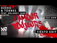 ((( <3 ))) Tiesto love it <3 :) Dzeko & Torres ft. Delaney Jane - L'Amour Toujours (Tiësto Edit) [OUT NOW] Id Music, Trance Music, A State Of Trance, Lee Taylor, My Mood, Edm, Good News, In This World, Musicals