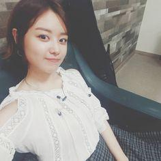 Song Ji Eun (Secret) - Selca