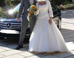 ♥ Stilvolles Brautkleid günstig abzugeben! ♥  Ansehen: http://www.brautboerse.de/?post_type=listing_type&p=39274   #Brautkleider #Hochzeit #Wedding