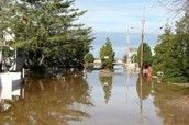 Flood risk will rise with climate change, experts say