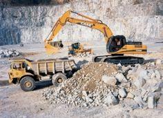 CASE - MAQUINARIA PARA CONSTRUCCION  EXCAVADORAS SOBRE ORUGAS  Modelo CX240