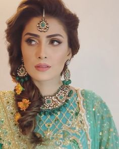 All Pakistan Drama Page ( Pakistani Hair, Pakistani Bridal Hairstyles, Asian Wedding Dress Pakistani, Mehndi Hairstyles, Pakistani Bridal Jewelry, Bridal Mehndi Dresses, Pakistani Formal Dresses, Bridal Dress Design, Pakistani Wedding Dresses
