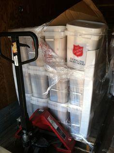 Clean-up kits ready for Debby!  http://bhamsalvationarmy.wordpress.com/2012/06/25/debby/