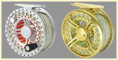Vision's CDC Fly Reel is as light as a feather even with a full rim and mid-arbour design. Fly Reels, Fishing Reels, Fly Fishing, Arbour, Rod And Reel, Fishing Equipment, Fly Tying, Fish Hook, Alaska