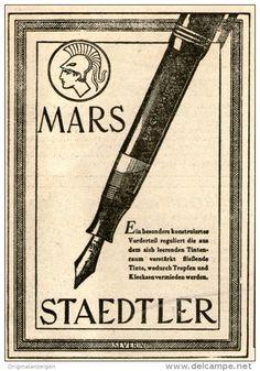 Original-Werbung/ Anzeige 1949 - MARS STAEDTLER FEDERHALTER  - ca . 70 x 90 mm
