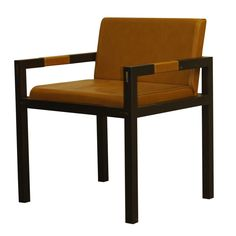 DESIRON Mercer Chair Angled View
