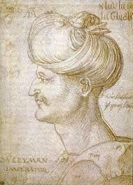 Albrecht Dürer- Kanuni Sultan Süleyman