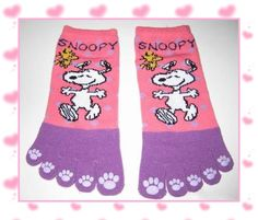 Toe Socks Toe Socks, Gloves, Cozy