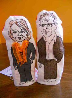 Fish on Fridays  Toronto MPs, Peggy Nash and Andrew Cash  http://fishonfridays.ca/