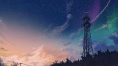 Tower Station wallpaper for desktop and phones