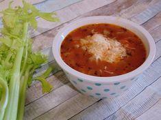 Olasz zöldségleves | Scriptum receptje - Cookpad receptek Soup, Ethnic Recipes, Italia, Soups