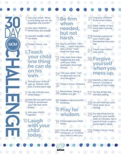 imom printable - This web page has a lot of cool printables/challenges (marriage challenge, pray for your children, etc)