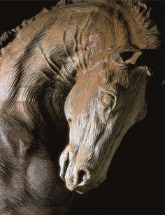 ©Lina Binkele wooden sculpture