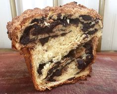 Chocolate Brown Sugar Babka Recipe