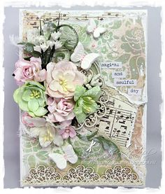 Cards made by Chantal: WLVC #68 Reminder Music