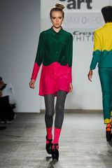 Browse runway pictures from William Okpo fashion shows.