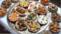 Lebanese Cuisine | Lebanese plates cuisine