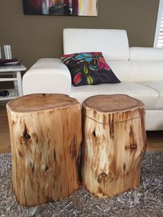 Root Coffee Tables, Root Tables, Log Furniture, LARGE Wood Stump Side Tables , Part 56