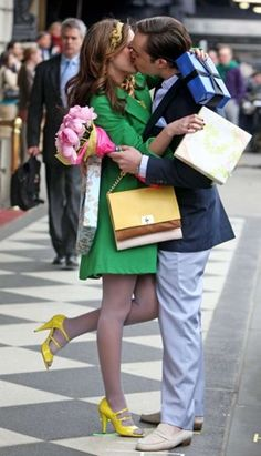 Chuck and Blair-- GOSSIP GIRL