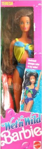 Wet 'N Wild Barbie Teresa