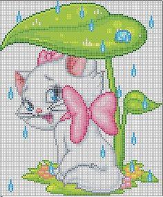 Lots of Patterns «rusensdiary Cat Cross Stitches, Cross Stitch Art, Cross Stitch Animals, Cross Stitch Designs, Cross Stitching, Cross Stitch Embroidery, Cross Stitch Patterns, Disney Stitch, Needlepoint Patterns