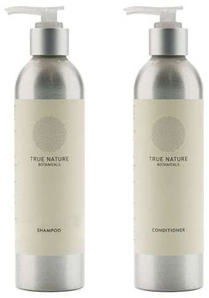 True Botanical's shampoo-conditioner set packages together two of goop's favorite hair-care products. Both the shampoo and conditioner smell absolutely. Organic Brand, Organic Skin Care, True Botanicals, Hair Color Brands, Organic Hair Color, Natural Shampoo, Natural Skin, Natural Haircare, Nourishing Shampoo