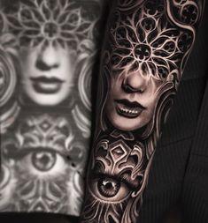 No photo description available. Tattoo Pain, Arm Tattoo, Body Art Tattoos, Hand Tattoos, Script Tattoos, Hamsa Tattoo, Arabic Tattoos, Flower Tattoos, Best Sleeve Tattoos