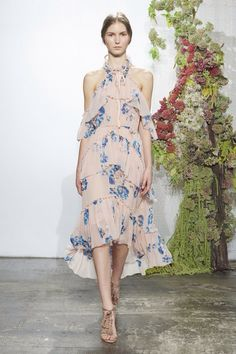 Ulla Johnson - Spring 2017 Ready-to-Wear