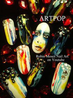 Artpop Nail Art