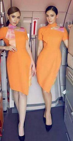 Sexy Stewardess