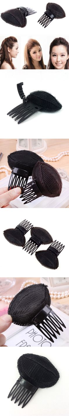 New Pad Puff Hair Princess Noble fluffy Hair Clip Tools Women Hair Maker Accessories Hair Styling M01758
