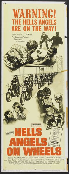 hells angels on wheels 1967