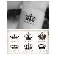 kral tacı tattoo ile ilgili görsel sonucu