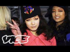 Seoul Fashion Week - K-Pop to Double Eyelid Surgery