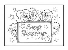 This Best Teacher certificate template allows your child